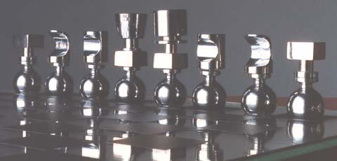 Chess Set Design